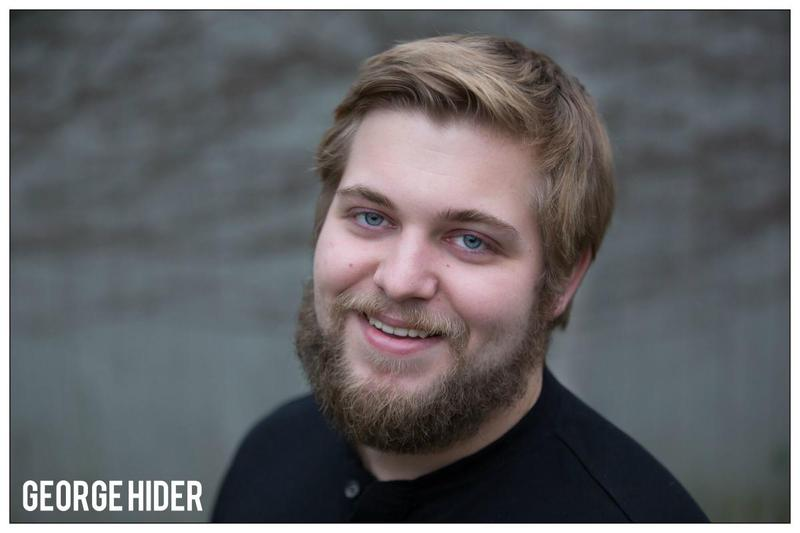 George Hider Headshot