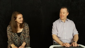 THE RUB--Becca Quinn & Michael Lichtstein
